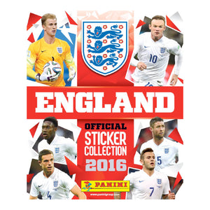 England 2016 Sticker Collection - Click Distribution (UK) Ltd