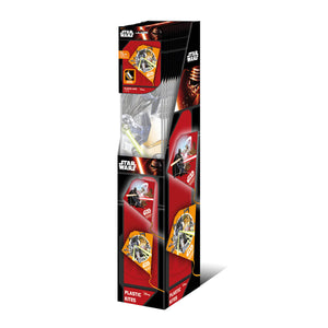 EXPL200SW - Star Wars Plastic Kite Asst. - Click Distribution (UK) Ltd