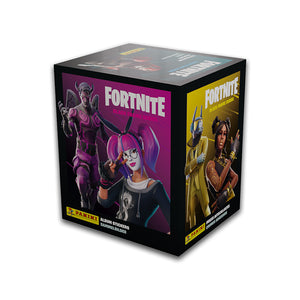 FST2P - Fortnite Black Frame Series Sticker Collection Packs - Click Distribution (UK) Ltd