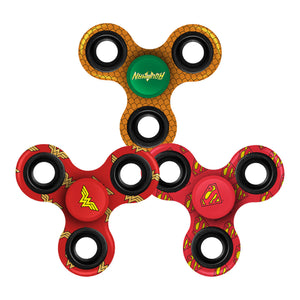 Justice League Superhero Diztracto Spinner