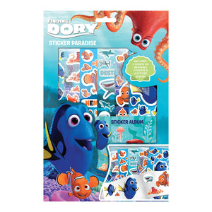 Finding Dory Sticker Paradise - Click Distribution (UK) Ltd