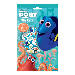 Finding Dory 700 Stickers