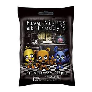 FNOFH - Five Nights At Freddy's Hangers (Clip Strips) - Click Distribution (UK) Ltd