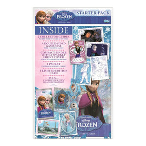 FROZACSP - Frozen Series 1 Activity Card Starter Pack - Click Distribution (UK) Ltd