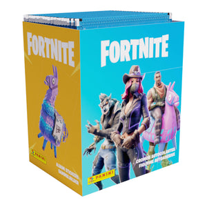 FSTP - Fortnite Ready To Jump Sticker Collection Packs - Click Distribution (UK) Ltd