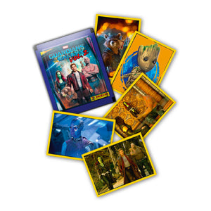 GOTGST - Guardians Of The Galaxy Vol. 2 Sticker Collection Packs - Click Distribution (UK) Ltd