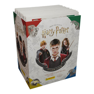 HPSTP - Harry Potter Saga Sticker Collection Packs - Click Distribution (UK) Ltd