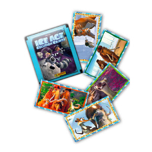 IACCST - Ice Age Collision Course Sticker Collection Packs - Click Distribution (UK) Ltd