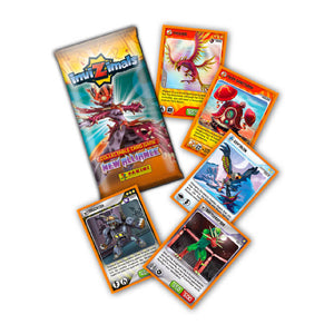 INV2TCGP - Invizimals New Alliance Trading Card Collection Packs - Click Distribution (UK) Ltd