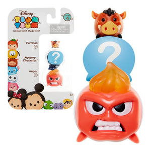 JAK09130-PDQ - Tsum Tsum Wave 4 Blind Pack Asst. - Click Distribution (UK) Ltd