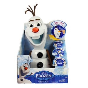 JAK31077-TT - Frozen Olaf A Lot - Click Distribution (UK) Ltd