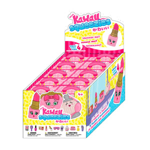 KS2007 - Kawaii Squeezies Series 4 Accessories - Click Distribution (UK) Ltd