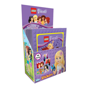LEGOFST - Lego Friends Sticker Collection Packs - Click Distribution (UK) Ltd