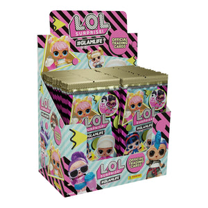 LOLGLTCP - L.O.L Surprise! #GlamLife Trading Card Collection Packs - Click Distribution (UK) Ltd