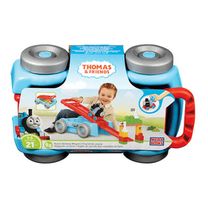 Mega Bloks Thomas Racing Railway Wagon - Click Distribution (UK) Ltd