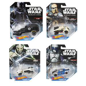 MADXN830 - Hot Wheels Rogue One Car Asst. - Click Distribution (UK) Ltd