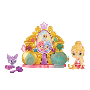 MADYV970 - Shimmer & Shine Mirror Room Playset - Click Distribution (UK) Ltd