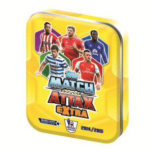 MAE15T - EPL Match Attax Extra 2015 Trading Card Game - Click Distribution (UK) Ltd