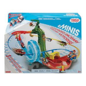 MATCGM190 - Thomas The Tank Engine Minis Motorised Stunt Set - Click Distribution (UK) Ltd
