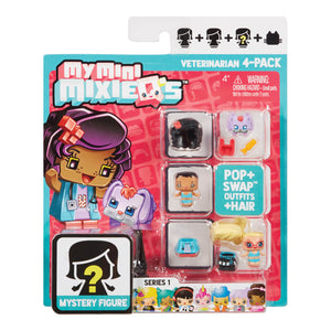 MATDVV010 - My Mini MixieQ's Figure & Pet Mini Figures - Click Distribution (UK) Ltd