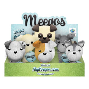 MEEGOSS1 - Meegos Series 1 Dog & Pups Meegos - Click Distribution (UK) Ltd