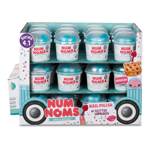 MGA547204E5C - Num Noms Series 4 Mystery Packs Asst. Wave 1 - Click Distribution (UK) Ltd