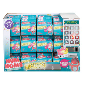 Num Noms Series 2 Lights Mystery Packs Asst. Wave 1 - Click Distribution (UK) Ltd