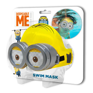 MK902MI - Minions Swim Mask - Click Distribution (UK) Ltd