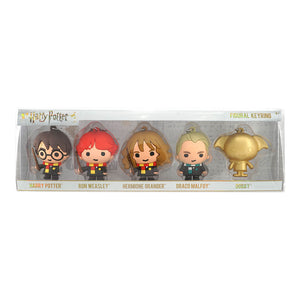Harry Potter Series 2 3D Collectable Keychain Gift Box Set A