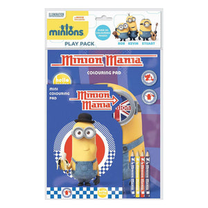 MSPPK - Minions Play Pack - Click Distribution (UK) Ltd