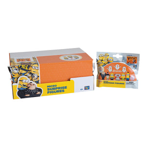 MTW20106 - Despicable Me 3 Micro Figure Surprise Pack - Click Distribution (UK) Ltd
