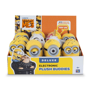 MTW20310 - Despicable Me 3 Electronic Plush - Click Distribution (UK) Ltd