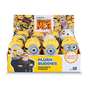 Despicable Me 3 Plush Buddies CDU