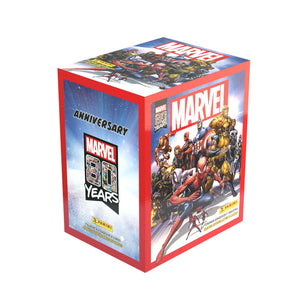 MVLSTP - Marvel 80 Years Sticker Collection Packs - Click Distribution (UK) Ltd
