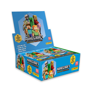 MCTCGP - Minecraft Adventure Trading Card Collection Packs - Click Distribution (UK) Ltd