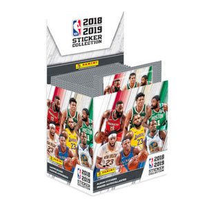NBA 2018/19 Sticker Collection - Click Distribution (UK) Ltd