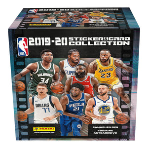 NBA1920STP - NBA 2019/20 Sticker Collection Packs - Click Distribution (UK) Ltd