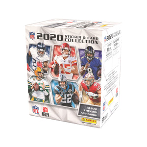 NFL2021STP - NFL 2020/21 Sticker Collection Packs - Click Distribution (UK) Ltd