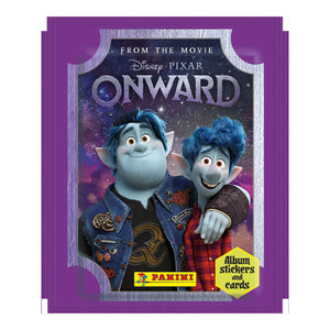 OMSTP - Onward Movie Sticker Collection Packs - Click Distribution (UK) Ltd