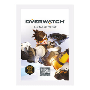 OWSTP - Overwatch Sticker Collection Packs - Click Distribution (UK) Ltd