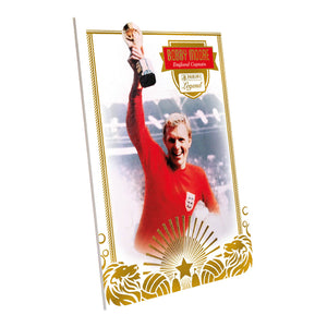 Panini's Bobby Moore Limited Edition 1966 Card - Click Distribution (UK) Ltd