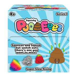 PE001 - Squishy Poo-Eeez - Click Distribution (UK) Ltd