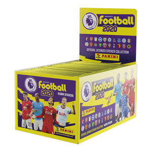 PL1920P - Panini's Football 2020 – The Official Premier League Sticker Collection Packs - Click Distribution (UK) Ltd