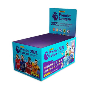 PL2021P - Panini's Premier League 2021 Sticker Collection Packs - Click Distribution (UK) Ltd