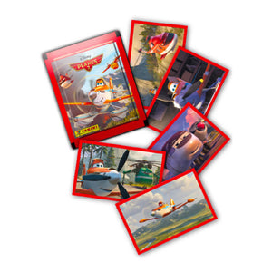 PLANES2ST - Planes 2 Sticker Collection Packs - Click Distribution (UK) Ltd