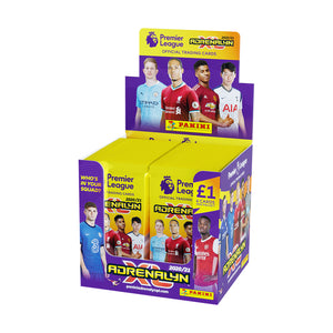 PLA2021P - Premier League 2020/21 Adrenalyn XL Packs - Click Distribution (UK) Ltd