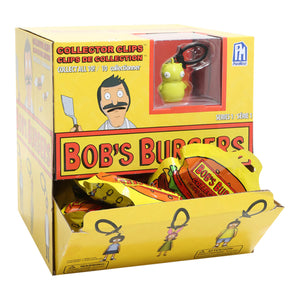 PMBB001 - Bob's Burgers Series 1 Hangers - Click Distribution (UK) Ltd