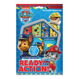 PPSPA - Paw Patrol Sticker Paradise - Click Distribution (UK) Ltd