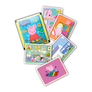 PPWST - Peppa Pig's World Sticker Collection Packs - Click Distribution (UK) Ltd