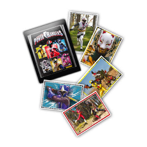 Power Rangers Ninja Steel Sticker Collection - Click Distribution (UK) Ltd